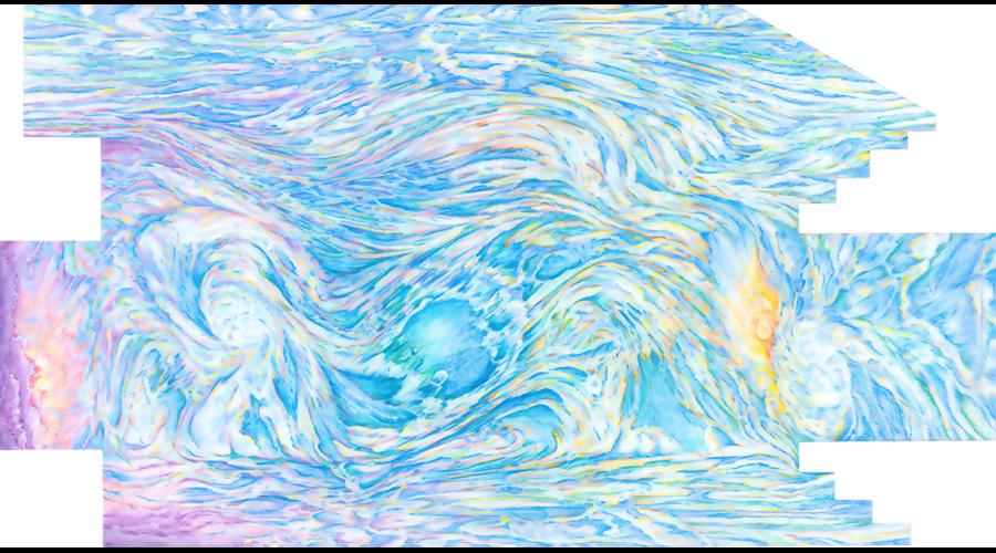 Agape Original Pool Artwork
