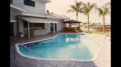 Mermaid & Dolphin Swimming Pool