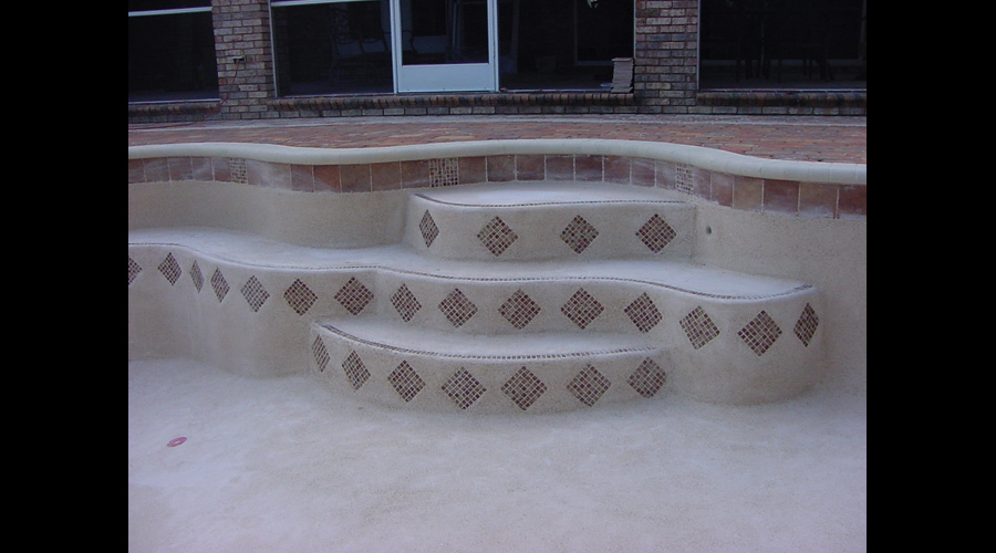 Splendum Glass Mosaic Pool