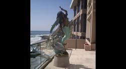 John Soderberg's Mermaid Sculpture