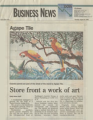 Naples Daily News Agape Tile Store Front