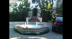 Greek Key Waterline & Fountain