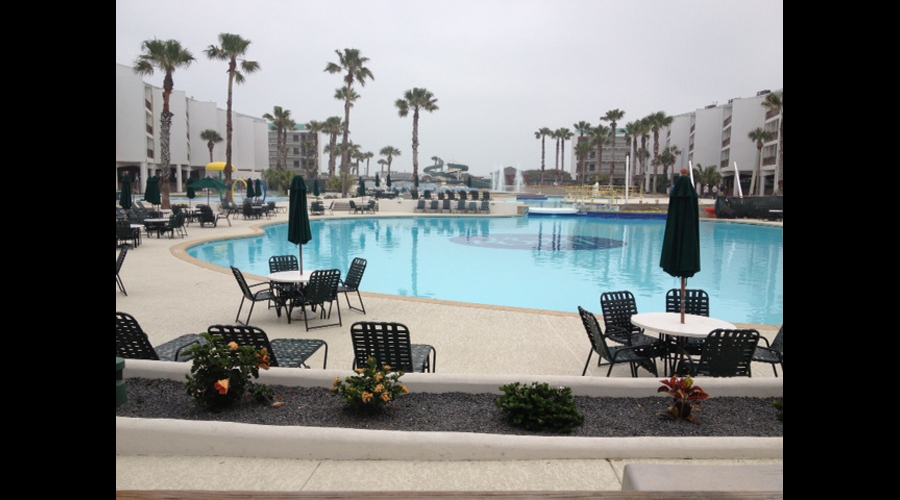 Port Royal Resort Pool