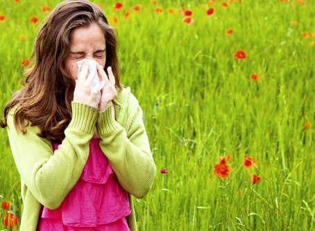 Oh no, it's sneeze season again! But worse...