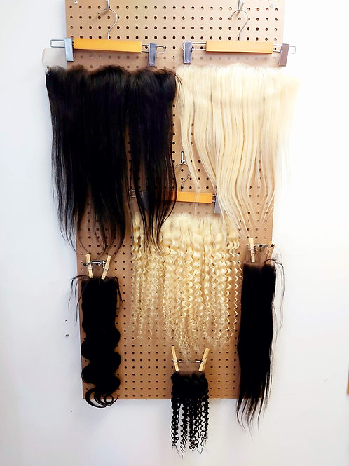 180 Lace Fronts (13x4)