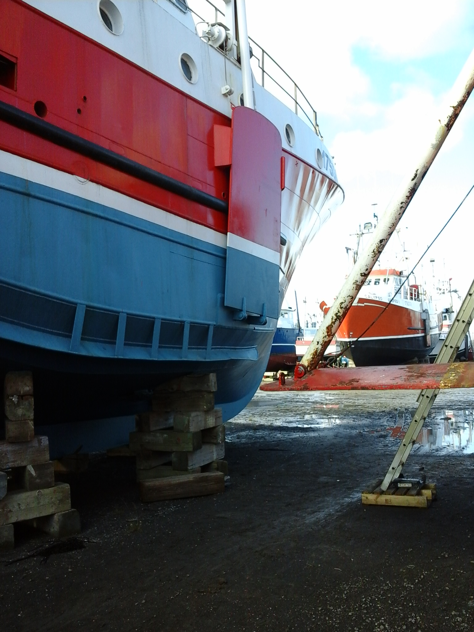 Stabilisateur bateau