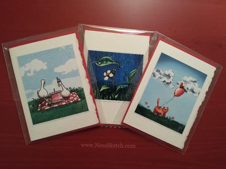 New Cards September 2014!