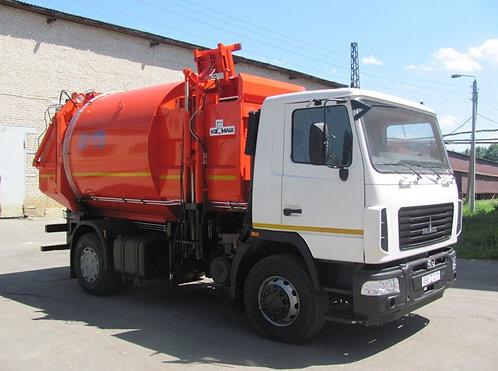 КО-449-33 на шасси МАЗ 5340B2-485-013