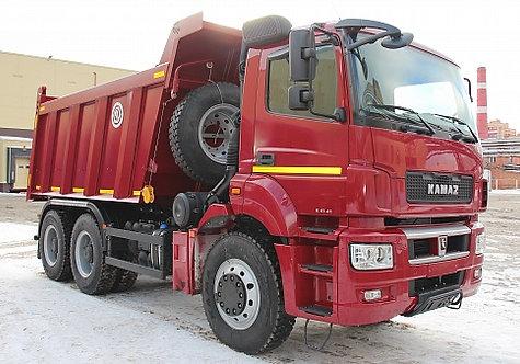 KAMAZ 6580-K5