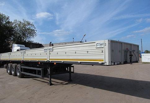 Бортовой полуприцеп МАЗ-975800-2010