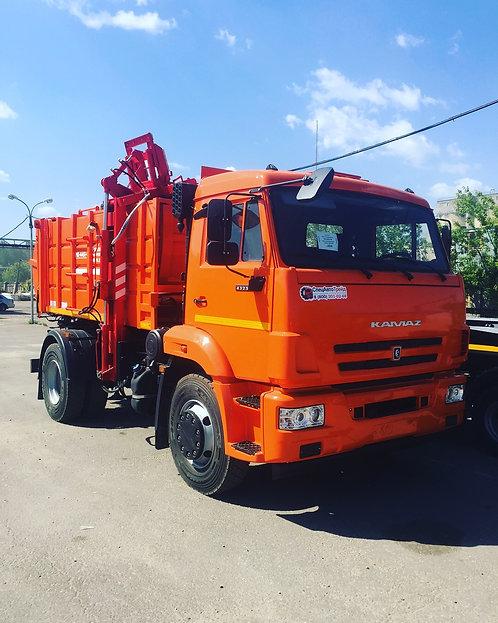 МК-4451-02 на шасси КамАЗ 43253-R4