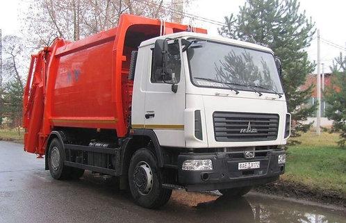 КО-427-73 на шасси МАЗ 5340B2-485-013