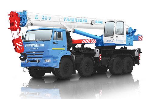 """Автокран """"Галичанин"""" КС-55729-5B"""
