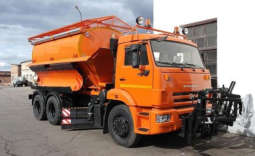 КДМ ЭД-405Б на шасси КамАЗ 65115