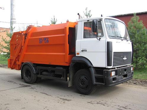 КО-456-10 на шасси МАЗ 4380Р2-440-201