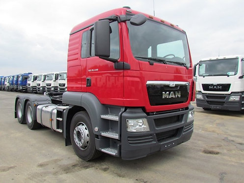 MAN TGS 26.400 6x4 BLS-WW