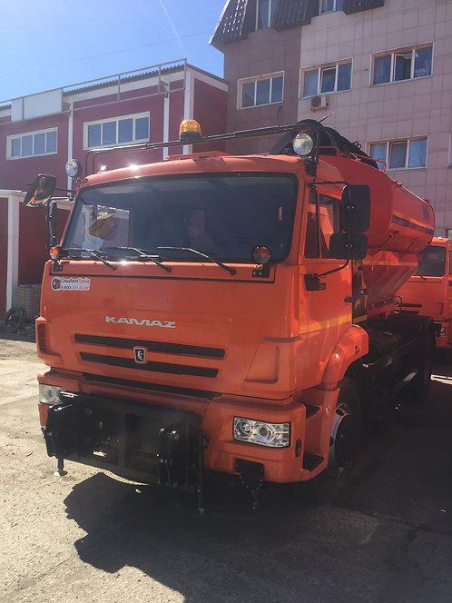 КО-806 на шасси КамАЗ 43253