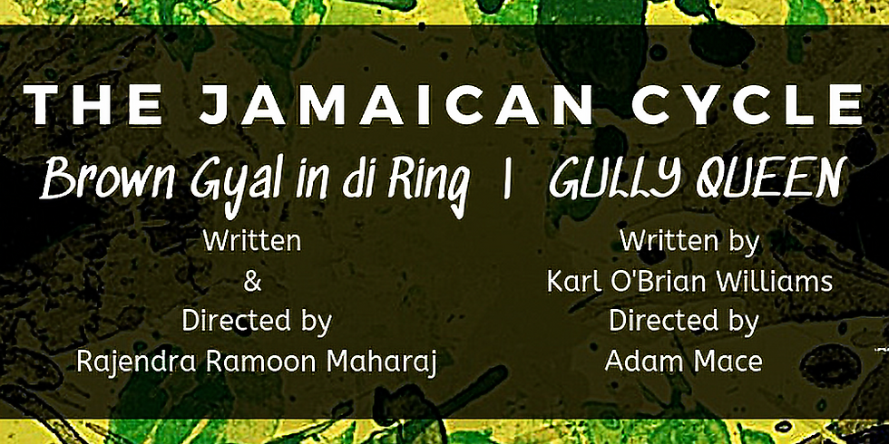 THE JAMAICAN CYCLE - Staged Reading
