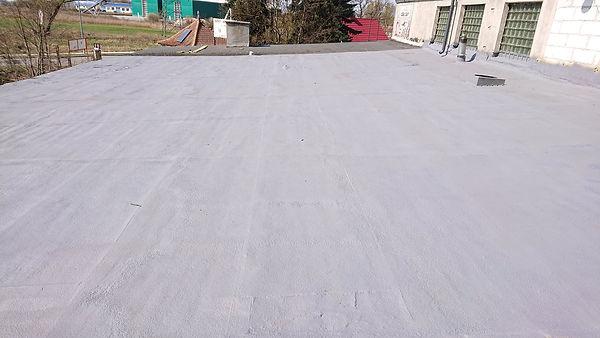 Hydro izolacja Dachu płaskiego