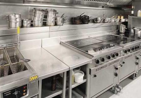 Aço Inox na Cozinha Industrial e Regulamentação da Anvisa