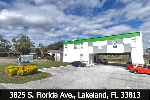 SWC Polk Parkway 2nd floor office suites from 400 SF to 3,000 SF