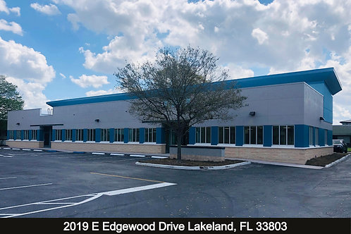 Edgewood Professional Center - 8,040 SF