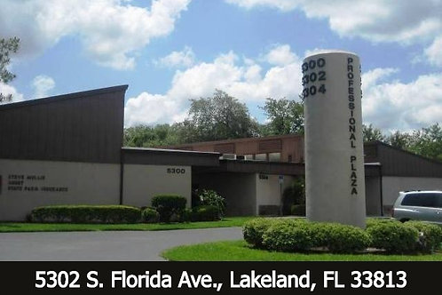 945 +/- SF Office Suite in the Professional Plaza