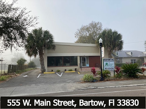 1,850 SF Free Standing Building (Office or Medical)