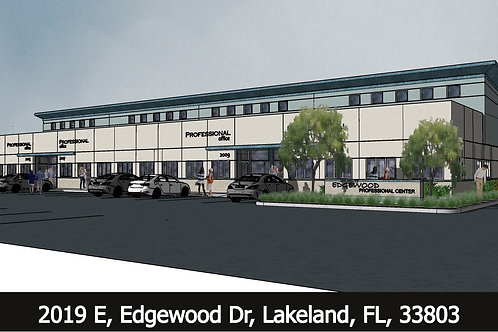 Edgewood Professional Center - 8,040 SF under construction