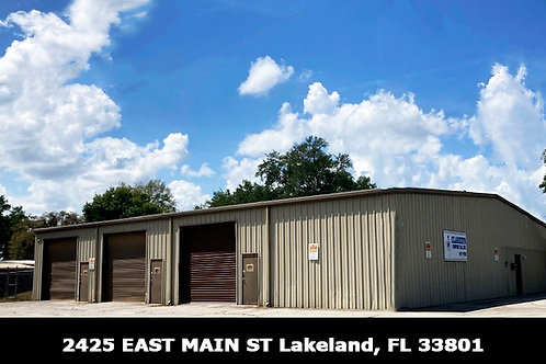 Central Lakeland - Industrial/Commercial Building