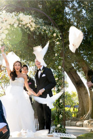 Diablo Dormido Weddings. Search terms: wedding venue, Malibu, ranch wedding, beach wedding, wedding planner, wedding producer