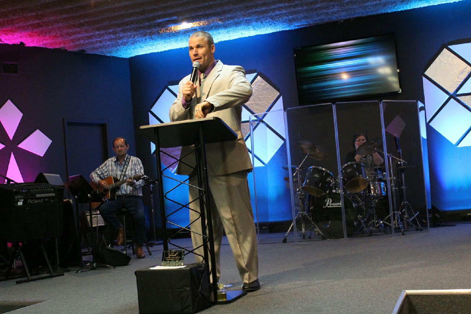 Pastor Chip Miller
