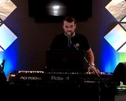 Worship Pastor Marc