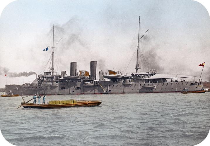 Sms Kaiser Franz Joseph I, P. Vi