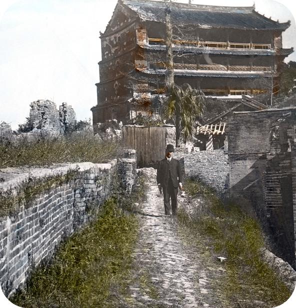 Five-Story Pagoda (Zhenhai Tower)