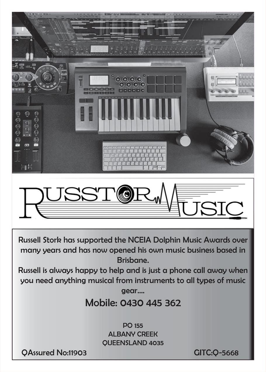 Russter Music