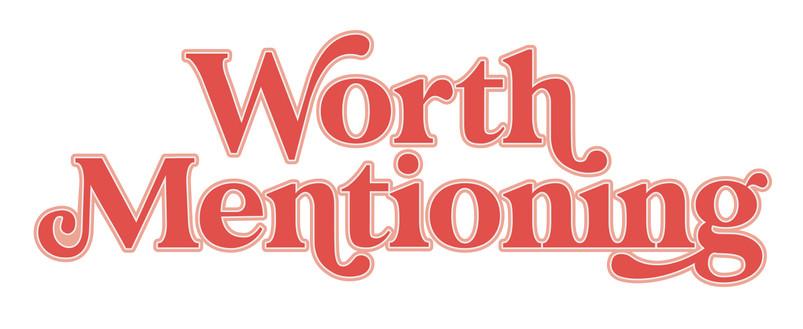 Worth Mentioning Logo