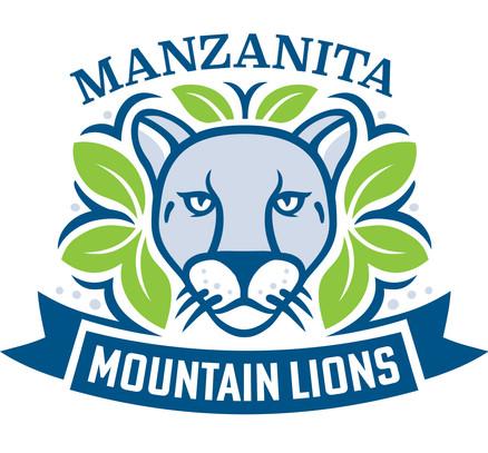 Manzanita Mascot Logo