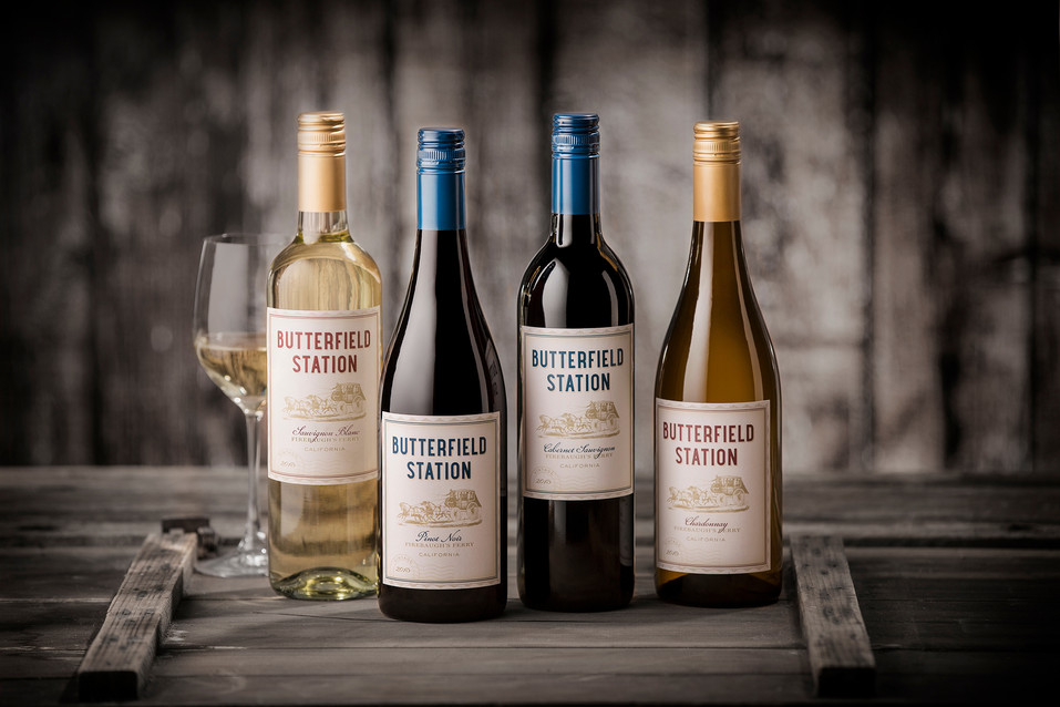 Butterfield Station Package Design