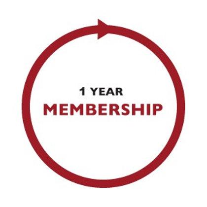 FAMILY Membership 1 year