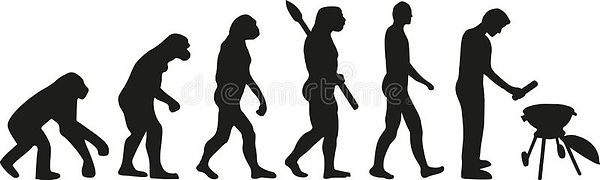 bbq-evolution-vector-bbq-evolution-outdo