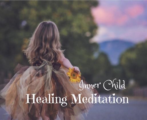 Inner Child Healing Meditation MP3