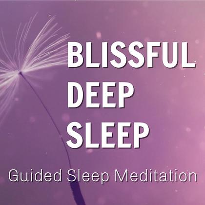 Blissful Deep Sleep Meditation MP3