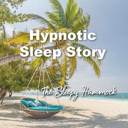 Guided Sleep Story Meditation with Beach Waves for Calm Sleep or Restful Nap MP3