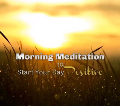 Morning Meditation to Start Your Day MP3