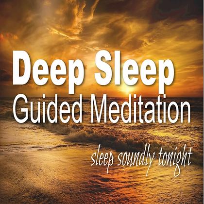 Deep Sleep Guided Meditation MP3