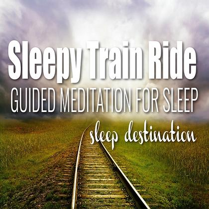 Sleepy Train Ride MP3
