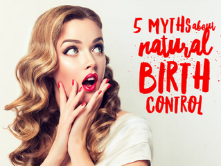 5 Myths about Natural Birth Control