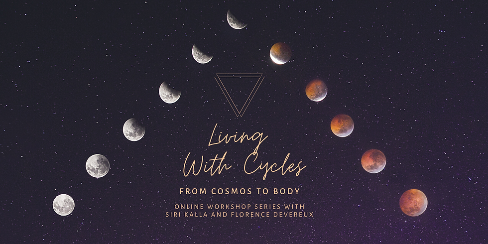 Living With Cycles: From Cosmos to Body - January/February 2021