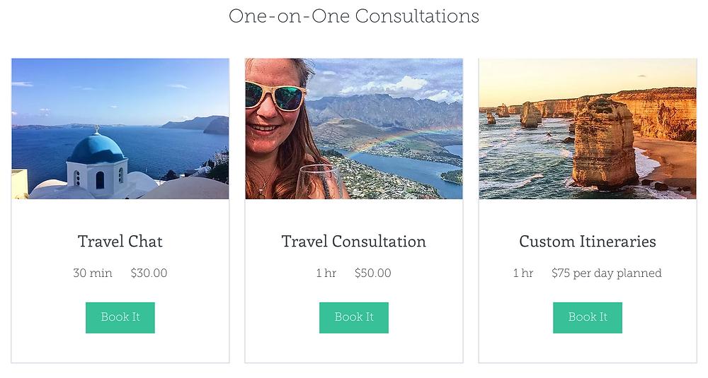 Travel Garden Travel-Planning Services